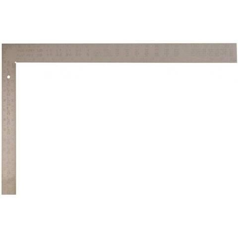 """Empire 1110 Flat Tradesman Square, 16"""" x 24"""", Steel"""