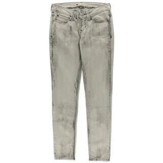 Levi's Womens Juniors Low Rise Demi Curve Jeans