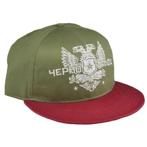 Pacific Rim Cherno Alpha Baseball Hat - Green
