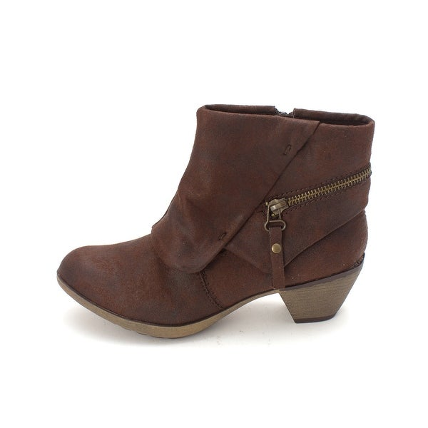 Style & Co. Womens JADA Closed Toe Ankle Fashion Boots - 6