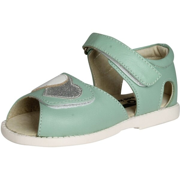 See Kai Run Girls Penelope Sandals - mint
