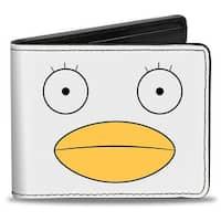 Elizabeth Face Close Up + Gintama Logo Bi Fold Wallet - One Size Fits most