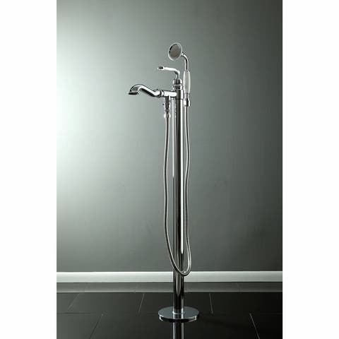 Royale Freestanding Tub Faucet with Hand Shower