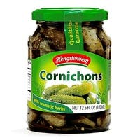 Hengstenberg Cornichons 12.5 oz each (5 Items Per Order)
