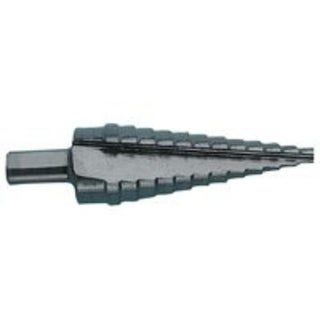 "Greenlee 34403 ""Kwik Stepper"" Multi-Hole Step Bit, 7/8"""