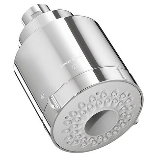 American Standard 1660.613  Multi-Function Shower Head Only with FloWise Turbine Technology