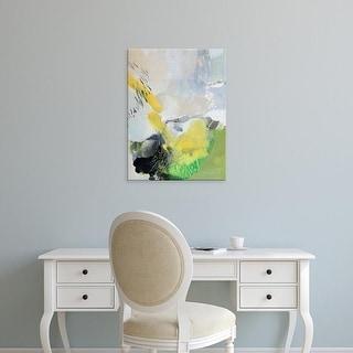 Easy Art Prints Lina Alattar's 'Deeper than Thought' Premium Canvas Art