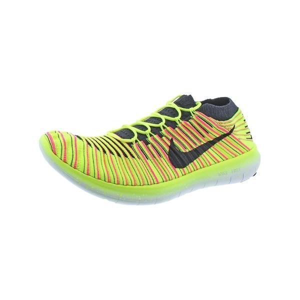 b61d3bf328aa Nike Mens Free RN Motion Flyknit OC Running Shoes Lightweight Flexible -  10.5 medium (d