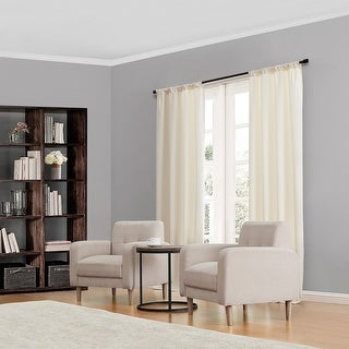 Link to Eclipse Kendall Blackout Window Curtain Panel Similar Items in Curtains & Drapes