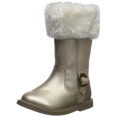 Carter's Girls Tampico Knee High Zipper Snow Boots