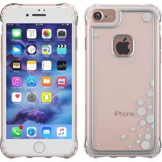 Ballistic Jewel Essence Case iPhone 7 Dancing Bubbles Silver