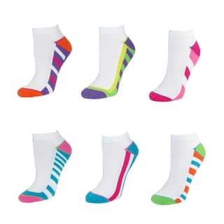 Jefferies Socks Women's Tech Sport Ankle Socks (Pack of 6) https://ak1.ostkcdn.com/images/products/is/images/direct/1d9e7b4468013109c0d61f7dc336f819347f0299/Jefferies-Socks-Women%27s-Tech-Sport-Ankle-Socks-%28Pack-of-6%29.jpg?impolicy=medium