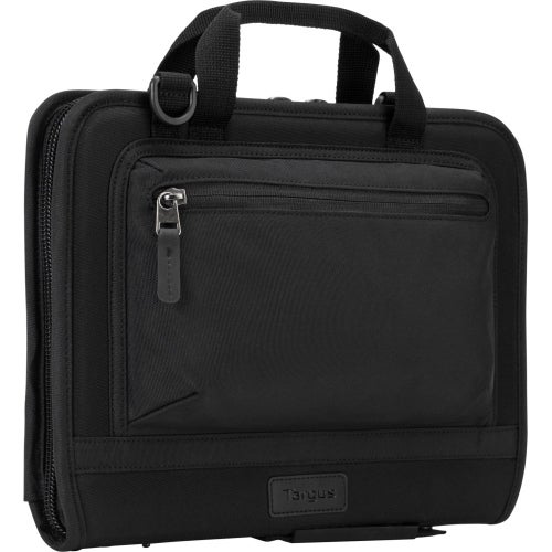 """Targus TKC004 Targus TKC004 Carrying Case (Messenger) for 11.6"" Notebook - Black - Drop Resistant, Skid Resistant Base,"