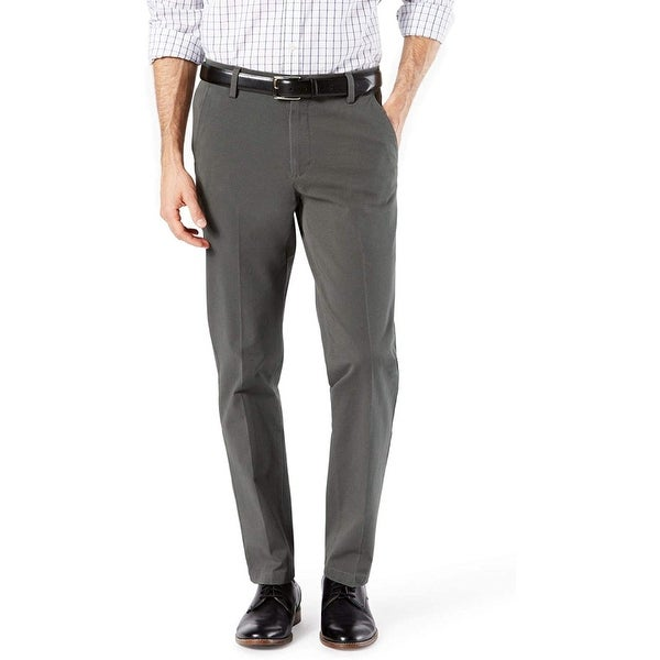 Dockers Mens Pants Gray Size 48x29 Big & Tall Khakis Classic Fit Stretch. Opens flyout.