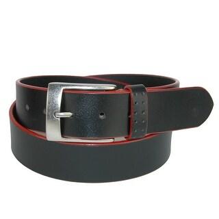Boconi Men's Jagger Pop Color Bridle Belt