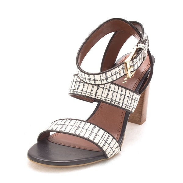 Cole Haan Womens CLH50731 Open Toe Casual Ankle Strap Sandals - 6
