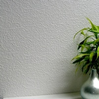 Brewster 437-RD80009 Fibrous Paintable Textured Vinyl Wallpaper - N/A