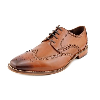 Florsheim Castellano Wing (WGOX) Men Wingtip Toe Leather Tan Oxford