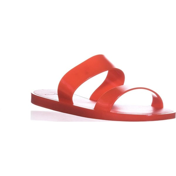 Joie Laila Double Strap Slide Sandals, Sunset