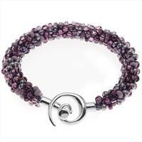 Beaded Kumihimo Bracelet (Purple Tones) - Exclusive Beadaholique Jewelry Kit