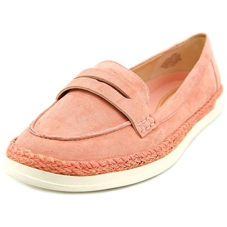 Nine West Very Cold Round Toe Suede Loafer