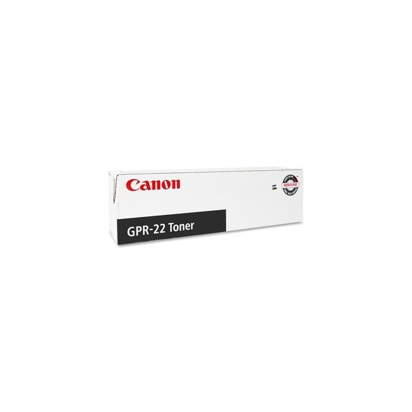 Canon GPR22 Toner Cartridge - Black Toner Cartridge