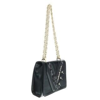 Versace EE1VOBBX2 EMAQ Black Shopper/Tote - 8-7-3
