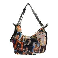 Elvis Presley Signature Product  Elvis Lifetime Collage Backpack Multicolored - us one size (size none)