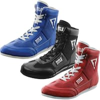 Title Boxing Hyper Speed Elite Lightweight Mid-Length Boxing Shoes