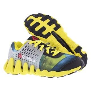Reebok Zig Big N Fast Print Preschool Kid's Shoes Size - 11 m us little kid