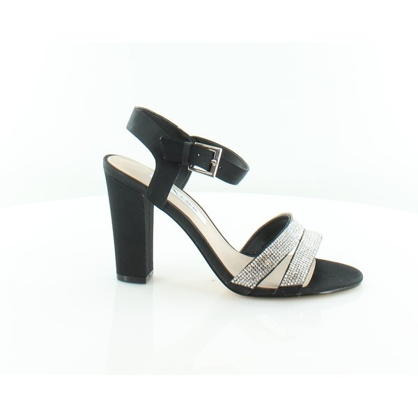 Nina Sylvie Women's Sandals & Flip Flops Black Luster