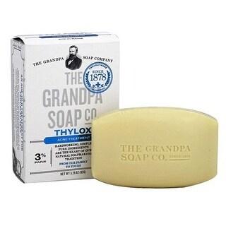 Grandpa's Soap Thylox Acne Trtmnt 3.25-ounce