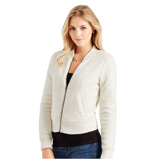 Link to Aeropostale Womens Sherpa Bomber Jacket Similar Items in Women's Outerwear