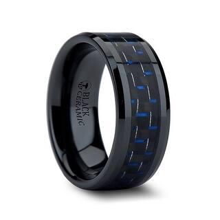 Ceramic Men S Wedding Bands Amp Groom Wedding Rings For Less