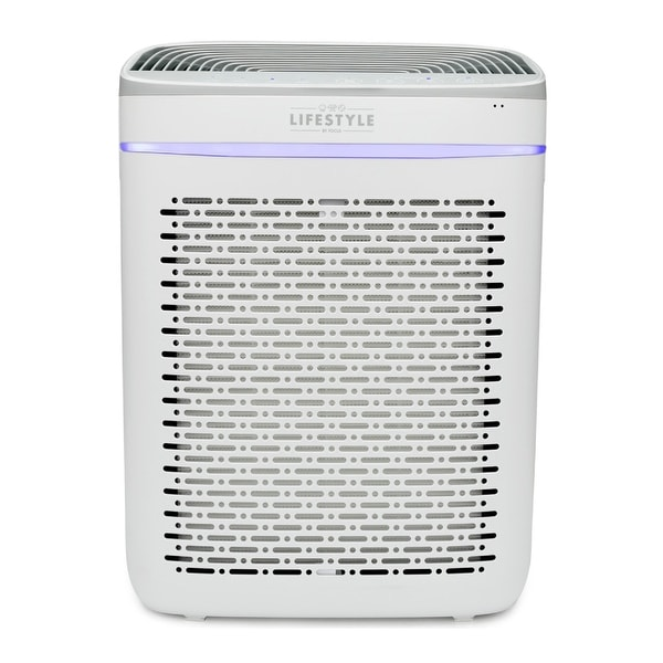 Lifestyle by Focus LS-AP200 PURA Air Purifier with HEPA Filter & Light. Opens flyout.