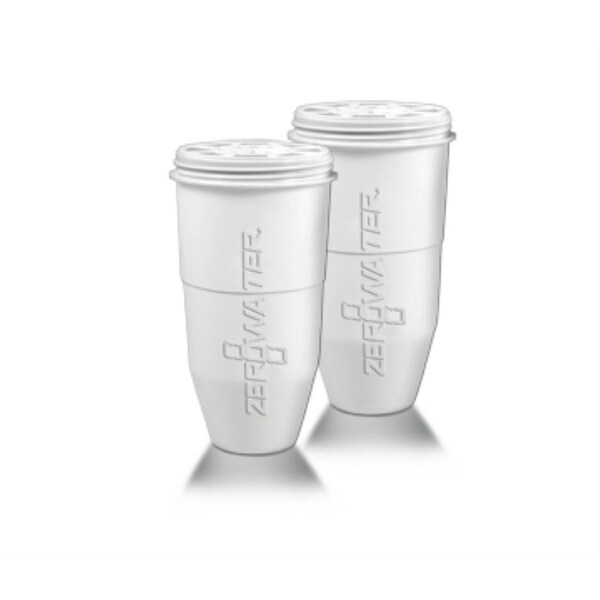 ZeroWater ZR-017 Replacement Filter 2-Pack - White