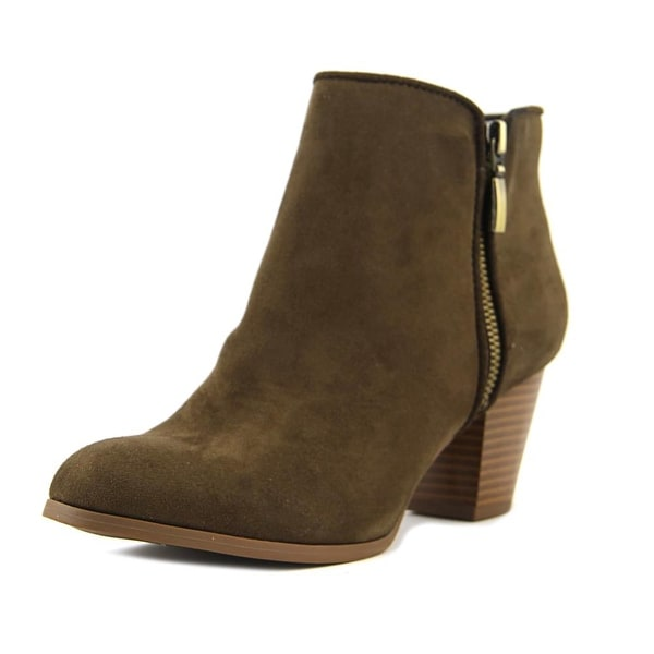 Style & Co Jamila Dark Olive Boots
