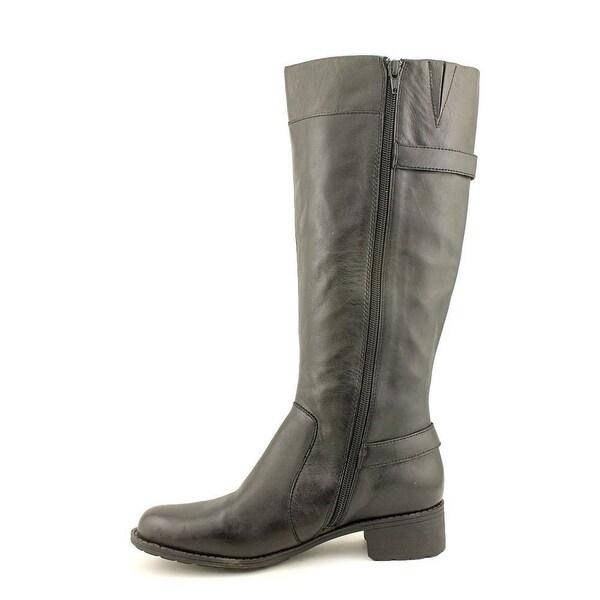 Easy Spirit Women's Labarca Wide Calf Boot