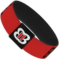 Brie Bella Brie Mode Red Black Elastic Bracelet