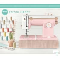 We R Stitch Happy Multi Media Sewing Machine Eu Adaptor-Pink
