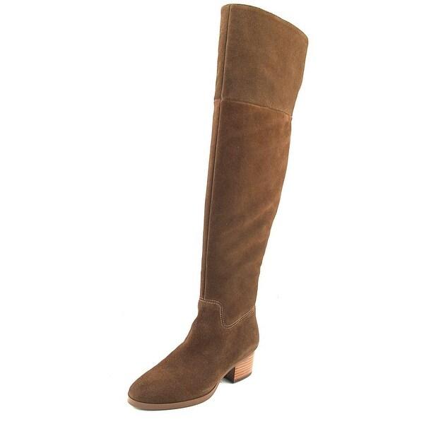 Lauren Ralph Lauren Dallyce Women Bdfrd Brwn Boots
