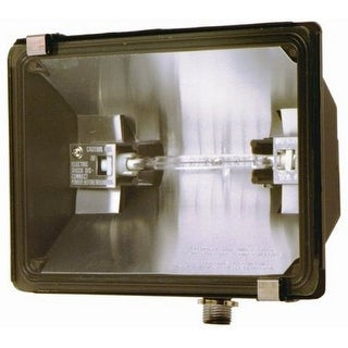 Woods L50BR Halogen Floodlight, Bronze, 500 Watts