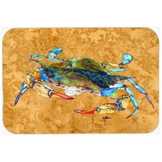 Carolines Treasures 8655-CMT 20 x 30 in. Crab Kitchen Or Bath Mat