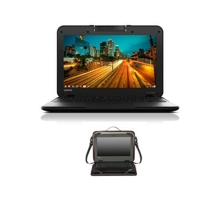"Lenovo N22 80S6001VUS with 11.6"" Carrying Case Notebook"