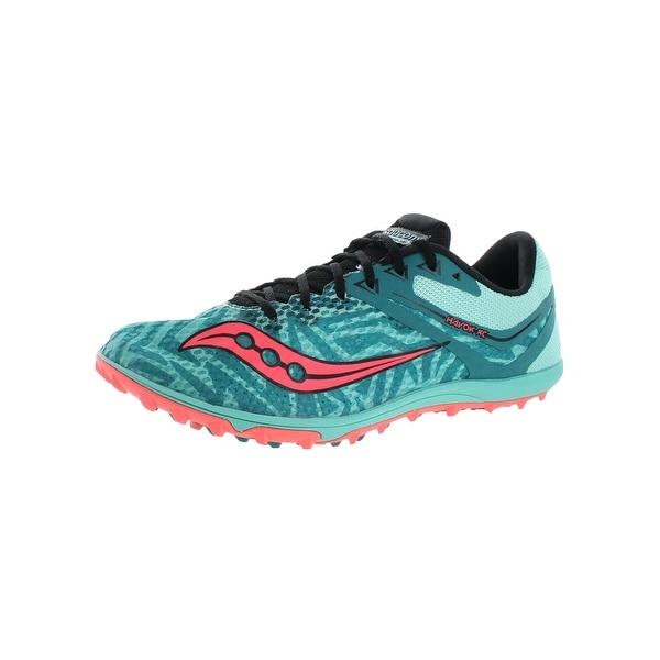 Saucony Womens Havok XC Flat Running Shoes Lightweight Cross Country