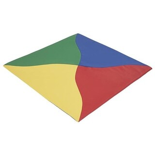 Early Childhood Resources SoftZone Triangles Activity Mat - Primary