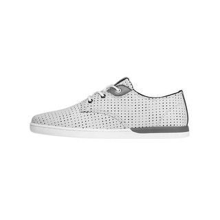 Creative Recreation Vito Lo Sneakers in Vapor Black Perforated (Option: 10)