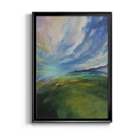 Earth Magic II Premium Framed Canvas - Ready to Hang