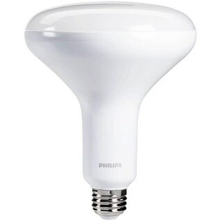 Philips 457010 65W Equivalent Daylight BR40 Dimmable LED Flood Light Bulb