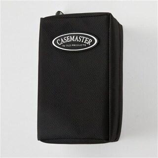 GLD Casemaster 36-0901-01 Elite Jr Black Nylon Dart Case